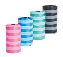 Náhradné farebné sáčky na trus 8 rolí á 20 ks