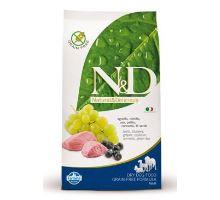 N&D Grain Free DOG Adult Lamb & Blueberry 2 balenia 12kg