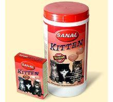 Sanal Kitten pre mačiatka 40tbl.