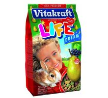 Vitakraft Rodenta Rabbit krm. Life Dream 600g