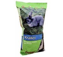 Krmivo pre králiky KLASIK GOLD FORTE granulované 25kg