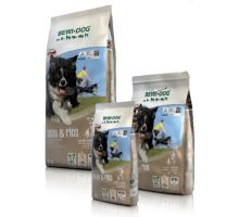 Bewi Dog Lamb & Rice contains linseed 12,5kg