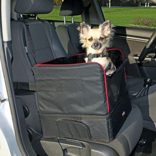 Autosedačka pre psov 45x38x37cm TRIXIE