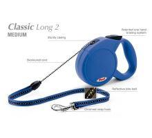 Vodidlo FLEXI Classic Long 2 7m/20kg Lanko, Modrá