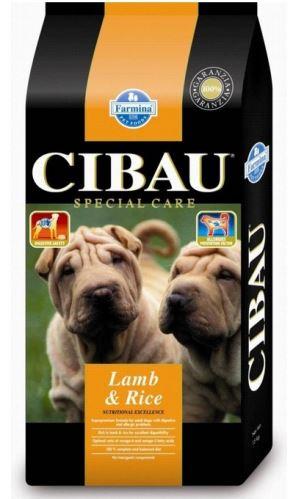 Cibau Dog Adult Sensitive Lamb & Rice 12kg