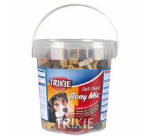 Soft Snack Bony MIX - hovädzie, jahňacie, losos, kura 500g