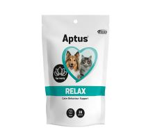 Aptus Relax vet 30chews VÝPREDAJ