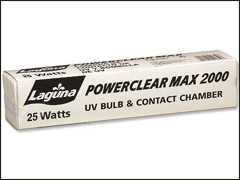 Náhradná UV žiarivka + trubice LAGUNA PC Max 2000 25W VÝPREDAJ