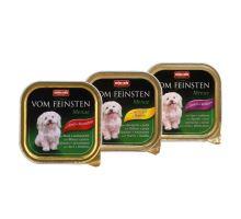 Animonda paštéta menu - hydina, cestoviny pre psov 150g