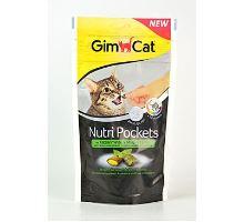 Gimcat Nutri pockets kocúrnik a multi pasta 60g