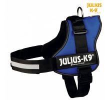 Julius-K9 silový postroj modrý