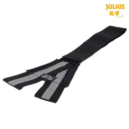Julius-K9 Y-opasok, polstrovaný pre postroj vel.1-3