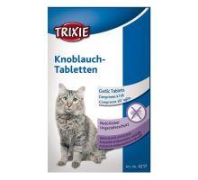 Knoblauch tablety proti vnútorným parazitom 50g TRIXIE