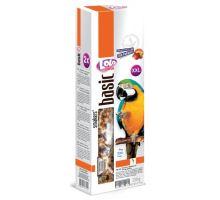 Lolo SMAKERS XXL 2 klasy orechovo-ovocné pre veľké papagáje