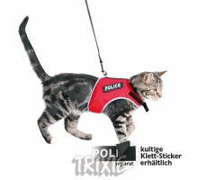 XCat postroj vestička pre mačky 24-42cm/1,20 m
