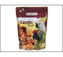 Krmivo Exotic zmes ovocia, obilnín a semien pre veľké papagáje 600g