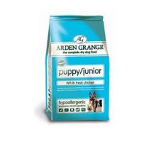 Arden Grange Puppy/Junior rich in fresh Chicken 2 balenia 12kg