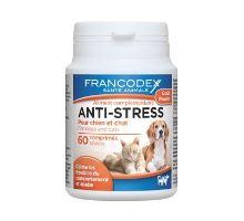 Francodex Anti-stessa pes, mačka 60tbl