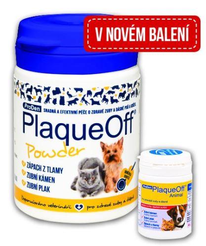 PlaqueOff Animal pre psov a mačky 180g