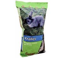 Krmivo pre králiky KLASIK granulované 10kg