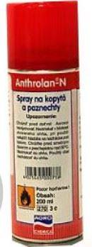 Anthrolan-N spray na kopytá 200ml