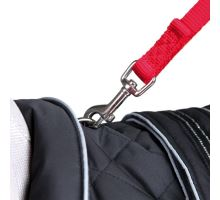 Oblek ROUEN čierny pre buldočeky XS 30 cm (34-46 cm)