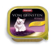 Animonda paštéta KITTEN - hydinové pre mačiatka 100g
