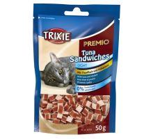 PREMIO Tuna Sandwiches 50 g - s tuniakom a kuracím mäsom
