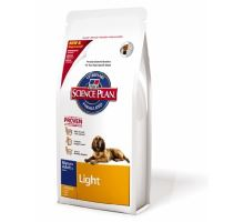 Hill 's Canine Dry Senior Light 12kg