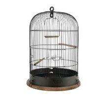 Klietka vtáky RETRO LISETTE kov / drevo 34x34x47cm Zolux