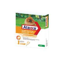 Ataxx Spot-on Dog S 200mg / 40mg 1x0,4ml