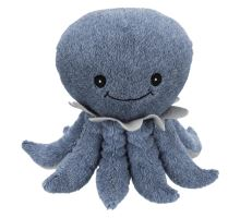 BE NORDIC chobotnice očkom, plyš so zvukom, 25cm