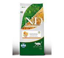 N & D Grain Free CAT Adult Fish & Orange 10kg