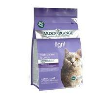 Arden Grange Adult Cat Light with Chicken & Potato 2 balenia 4kg