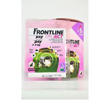 Frontline Tri-Act pre psov Spot-on XS (2-5 kg) 1 pip