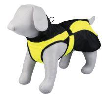 Reflexné oblečok SAFETY čierno-žltý S 40 cm