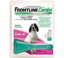 Frontline Combo Spot on Dog L 1x1 pipeta 2.68ml