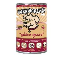 Barking HEADS Golden Years konzerva 400g