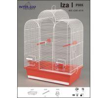 Klietka IZA I. - biela 450x280x600mm