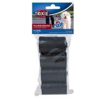 Náhradné sáčky na psie exkrementy plast. role 4ks Trixie