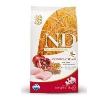 N&D Low Grain DOG Adult Maxi Chicken & Pomegranate 2 balenia 12kg