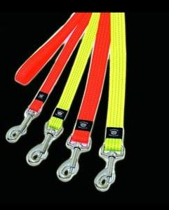 Vodítko nylon ART Sportiv reflex Oranžový 200/20 KARLIE