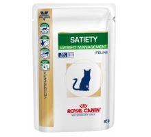 Royal Canin VD Feline SATIETY Pouch 12x0,085kg