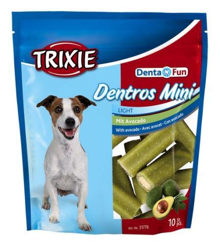 Denta Fun DENTROS MINI Light s avokádom 10 ks / 140 g