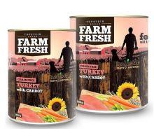 Topstein Farm Fresh Turkey with Carrots 800g
