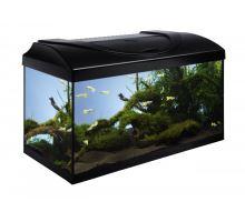 Akvarijní set 60 - černá 60x30x30 cm