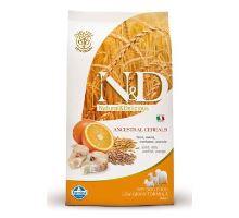 N&D Low Grain DOG Adult Codfish & Orange 2 balenia 12kg