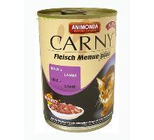 Animonda konzerva CARNY Adult - hovädzie, jahňacie 400g