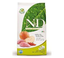 N&D Grain Free DOG Adult Boar & Apple 2 balenia 12kg