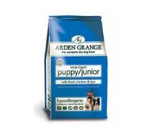 Arden Grange Puppy / Junior Large Breed with fresh Chicken & Rice 12kg